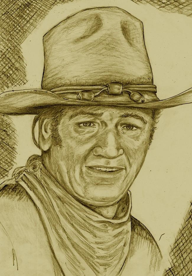 John Wayne par didgiv